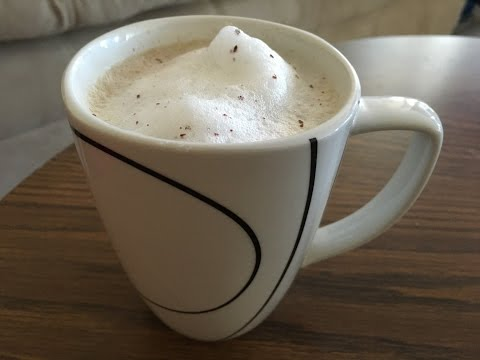 How to make Cappuccino without Machine
