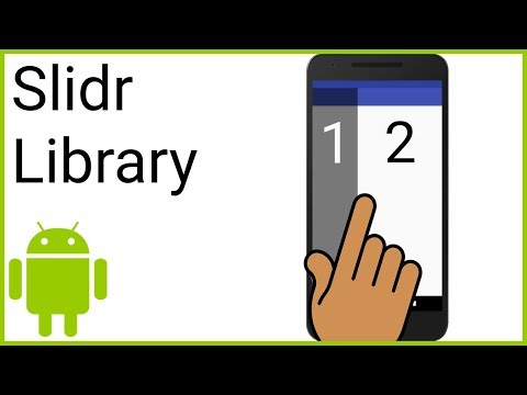 Swipe Close Activity with Slidr Library - Android Studio Tutorial