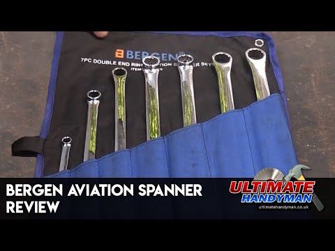 Bergen aviation spanner review