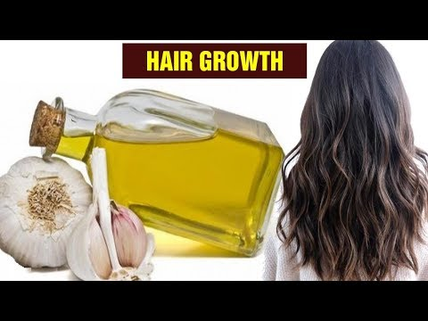 Homemade Garlic Shampoo For Hair Growt|How To Grow Hair