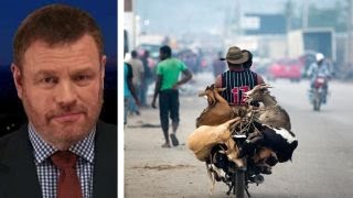 Steyn: No one voluntarily moves to Haiti