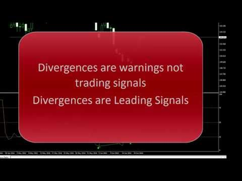 Tips to trade Forex divergences using the DivergenceFinder EA. Automate the best Forex technique