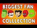 BIGGEST FAN 1 5 COMPLETE COLLECTION