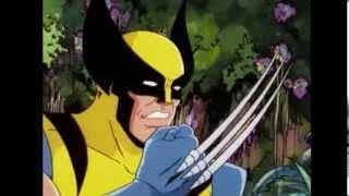Wolverine vs Ka-Zar
