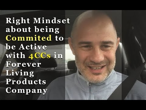 What Is Your Commitment to Being Active with 4CC?