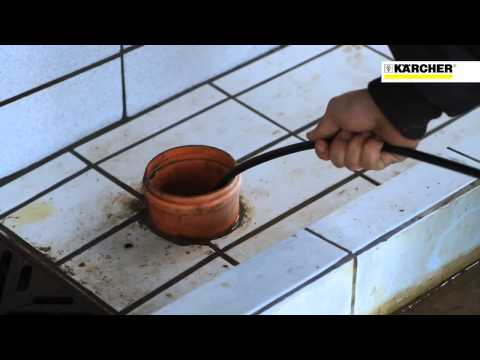 Karcher Pipe Drain Cleaning Hose  Sealants and Tools Direct