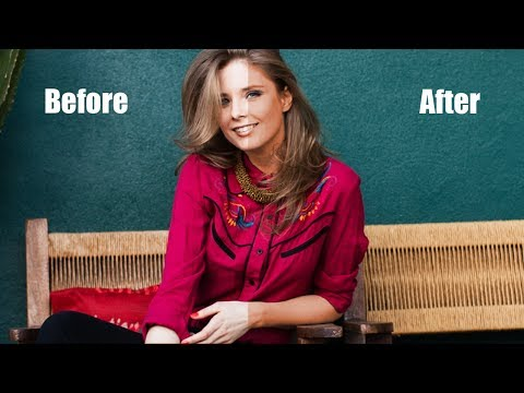 How to Change a Person's Skin Color in Photoshop