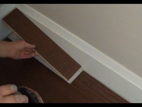 How To Install Hardwood Flooring on Concrete after Carpet Removal Mryoucandoityourself