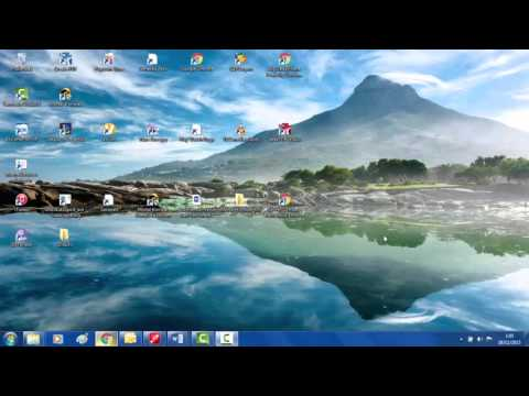 How to open the run dialog box on a windows 7 computer