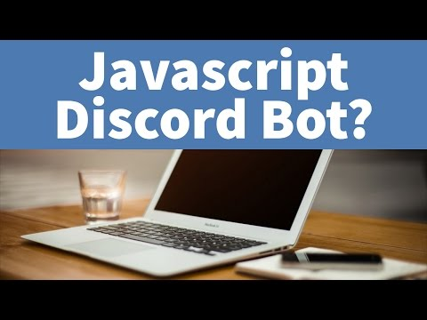 Rebooting Discord Bot Tutorial Series?