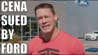 Ford Suing John Cena for Selling his Own Car, This one is Odd!