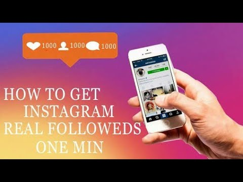 Instagram par followers, likes,views badaye 100% working