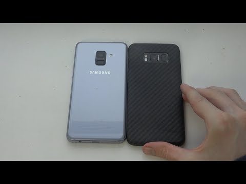 Samsung Galaxy A8 - Unboxing!