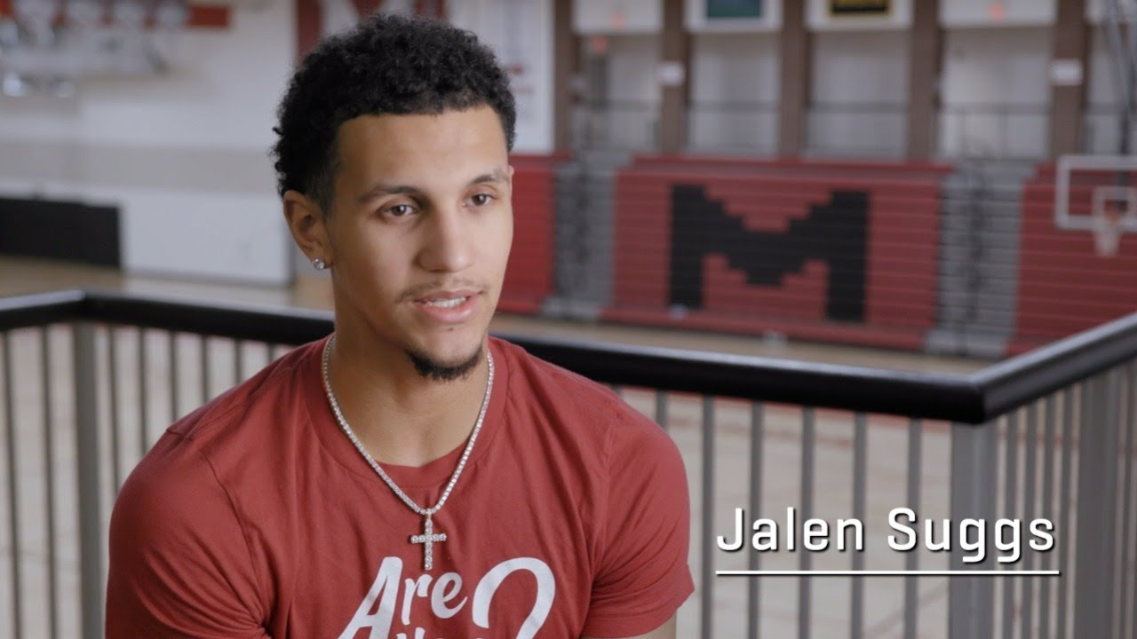 Faces In The Crowd: Jalen Suggs