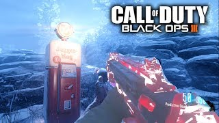 DIFFICULT CUSTOM MAP! - BLACK OPS 3 ZOMBIES MODS