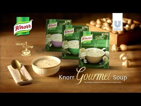 Knorr Gourmet Wild Mushroom Soup