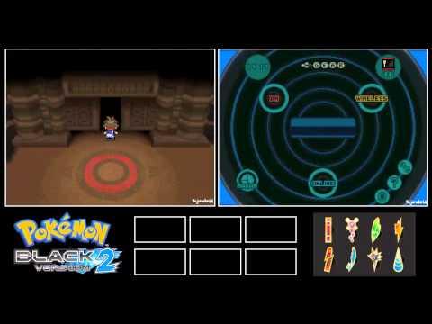 Pokémon Black and White 2 - Episode 65 - Regirock!