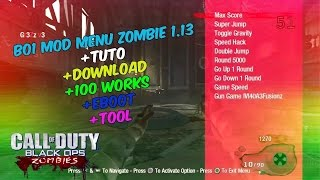 PS3/BO1] Red Devil Remastered Zombies SPRX Mod Menu By NickBeHaxing