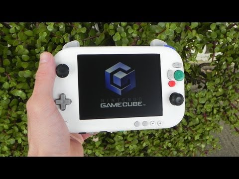 The Envision - Jonathan's Second Portable Gamecube