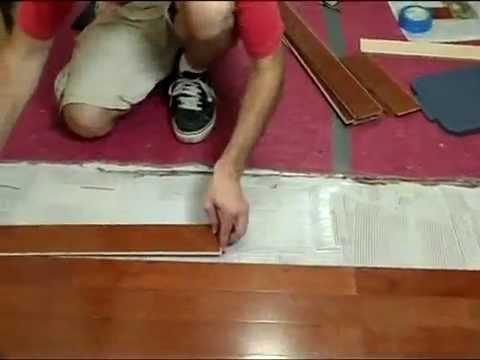 How to Install Engineered Hardwood Flooring | Duffy Floors Boston
