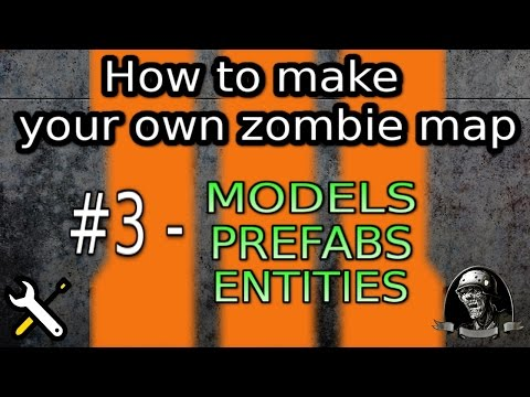 HOW TO MAKE YOUR OWN ZOMBIE MAP! - #3