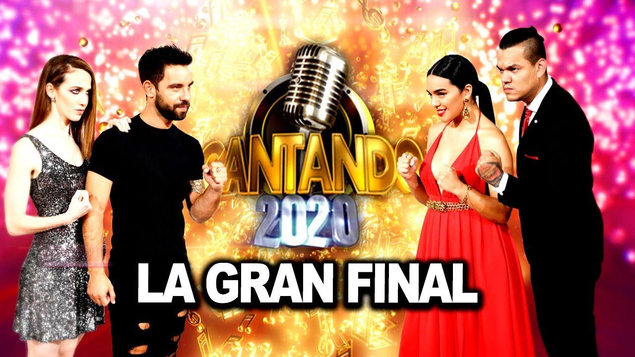 ¡EN VIVO! Mirá la GRAN FINAL de CANTANDO 2020