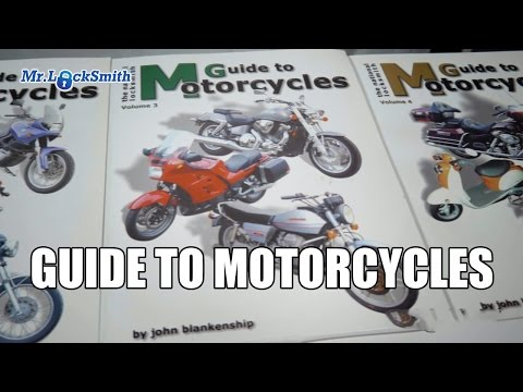 Guide to Motorcycles for Locksmiths | Mr. Locksmith Training Video