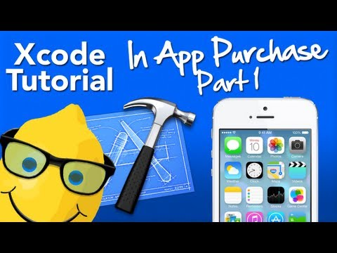 XCode 4.6 Tutorial In App Purchase Part 1 Create IAP - Geeky Lemon Development