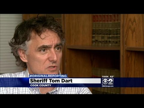 Dart: Prison Population Will Jump Because Of Rauner's Cuts To Social Programs