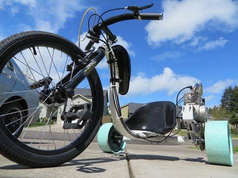 Drift Trike Power Pod Install