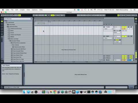 How To Change Time Signature Mid-Song In Ableton