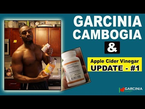 Garcinia Cambogia And Apple Cider Vinegar Weight Loss Diet [Update 1 Results]