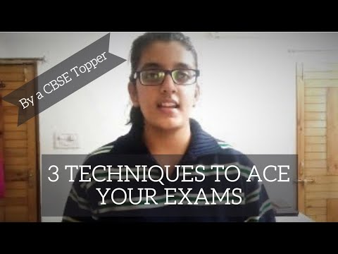 Success strategies for Class 12 CBSE Board by a Topper