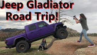 Driving The Stradman's Gladiator Across The Country!