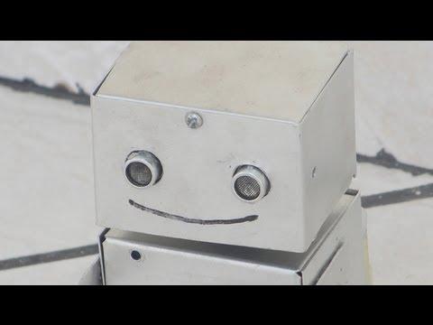 My cute arduino DIY autonomus robot