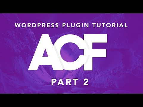 Building Websites With WordPress: ACF Plugin Part 2 - Repeater Fields