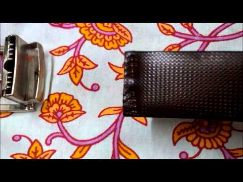 Belt Buckle Problem