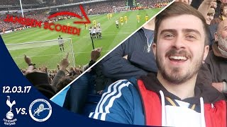 SPURS V MILLWALL 6-0 (12.03.17) | A FAN EXPERIENCE #CupStory @EmiratesFACup
