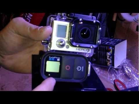GoPro hero 3 black edition . ITA UNBOXING AND REVIEW