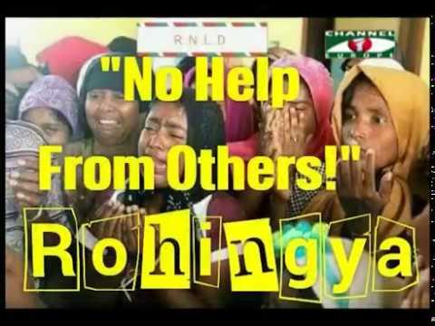 Myanmar Rakhine Rohingya Crisis, 3 News Report on Channel I EU in 2016