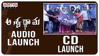 Aswathama Audio CD Launch | Naga Shaurya | Mehreen | Sricharan Pakala