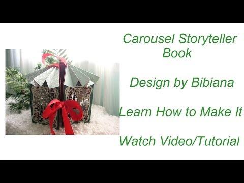 Carousel Storyteller Book