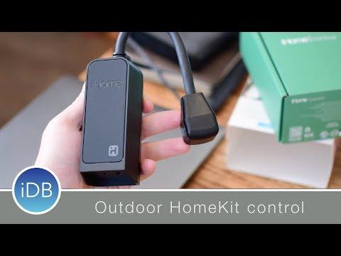 Review: iHome Outdoor SmartPlug Support HomeKit, as Well as Alexa, Wink, Nest, & Google Assistant