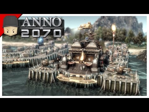Anno 2070 - Ep.05 : The Nuclear Island!
