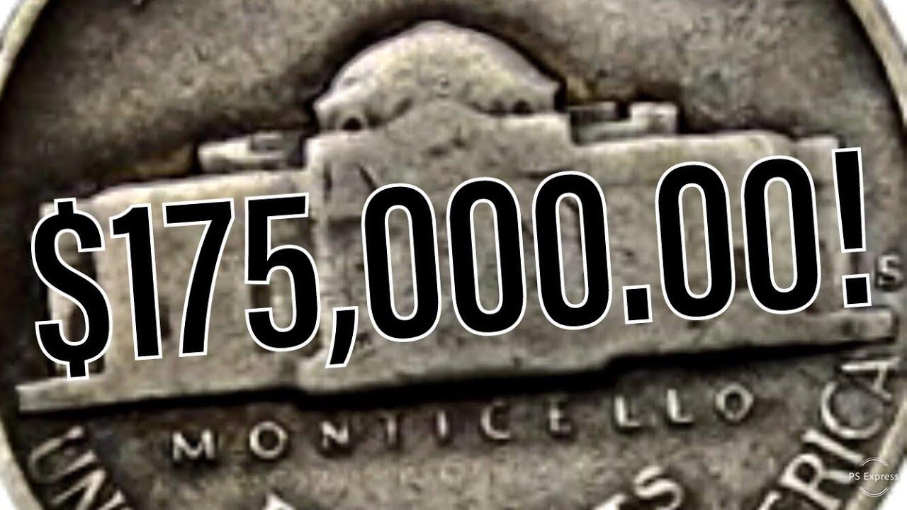 $175,000.00 Type 1 Jefferson Nickel?!
