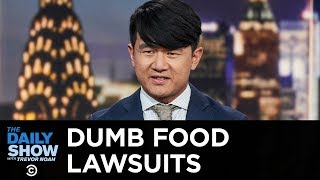 Everything Is Stupid - America Has a Problem with Food | The Daily Show