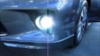 Diy 2013 2014 2015 Honda Accord Coupe Fog Light Hid Install