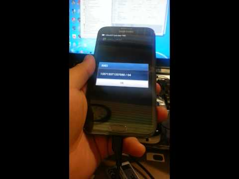 Samsung Galaxy Note 2 IMEI Repair