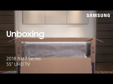Unbox Your 7 Series TV