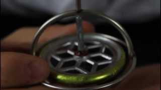 Amazing Gyroscope Physics Experiment